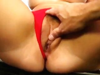 Beautiful Blonde Savana Styles Deepthroats Hard-on Point Of View Style