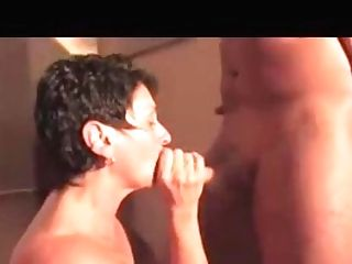 Cougar Fuck In The Kitchen