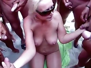 Mom In Public Group Sex