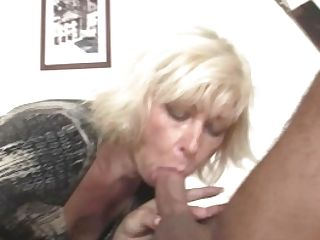 Blonde Mommy In Law Entices Him To Fuckfest