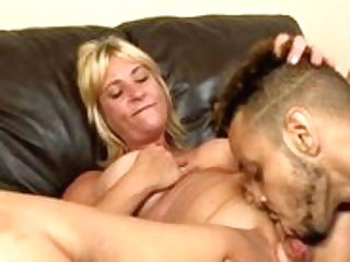 Horny Cougar Gives Booty To Daughters-in-law Black Hubby