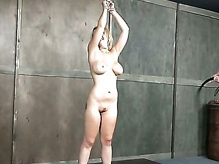 Big Titted Mummy Nadia Milky Gets Disrobed And Tied Up Taut