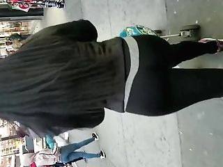 Sexy Black Mummy(jiggly Wedgie)