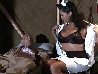 Johnny Sins Gets Sucked By Buxom Missy Martinez