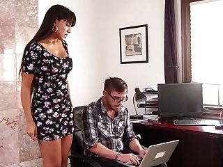 Mommybb Buxom Matures Mom Fucking The Youthful Computer Wiz