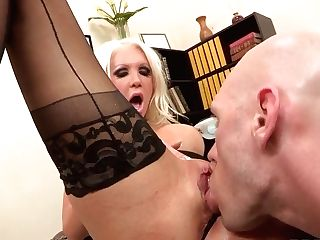 Mischievous Instructor Holly Price Needs A Hard Fuck!