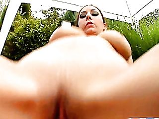 Absolutely Crazy Nymphomaniac With Phat Saggy Tits Loves Missionary Position