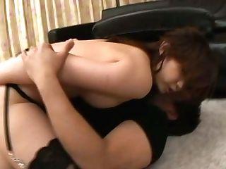 Frolic Nanako Yoshioka Gets Dual Penetrated In Groups Fuck-a-thon Orgy